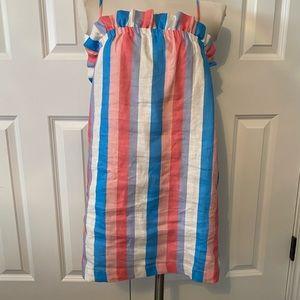 Buddy love stripped dress size medium